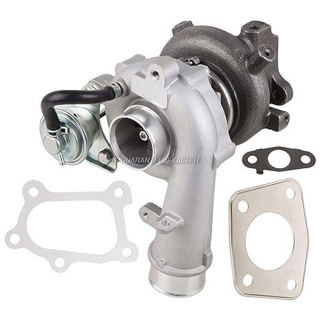Turbo Kit de nuevo con juntas y Turbocompresor de calidad premium para Mazdaspeed 3 & 6
