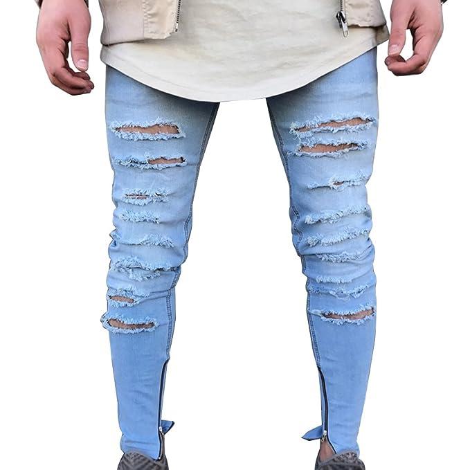 Gladiolus Vaqueros Elásticos Ajustados Pantalones Hombre Para xYYw45Uqr