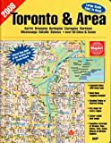 Toronto & Area: Deluxe Street Atlas