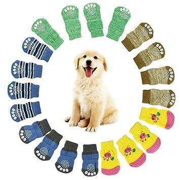 Amazon.com: HUN Huangou - 4 piezas de calcetines de algodón ...