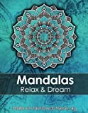 Mandala colouring book for adults: Meditation, Relaxation & Stress Relief: BONUS: FREE colouring book to print