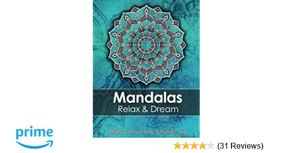 Amazon Mandala Colouring Book For Adults Meditation Relaxation Stress Relief BONUS 60 Free Pages PDF To Print