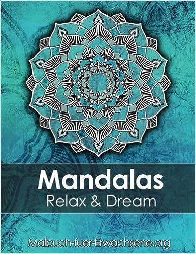 Amazon Com Mandala Colouring Book For Adults Meditation
