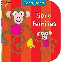 Libro familias (Toca, toca)