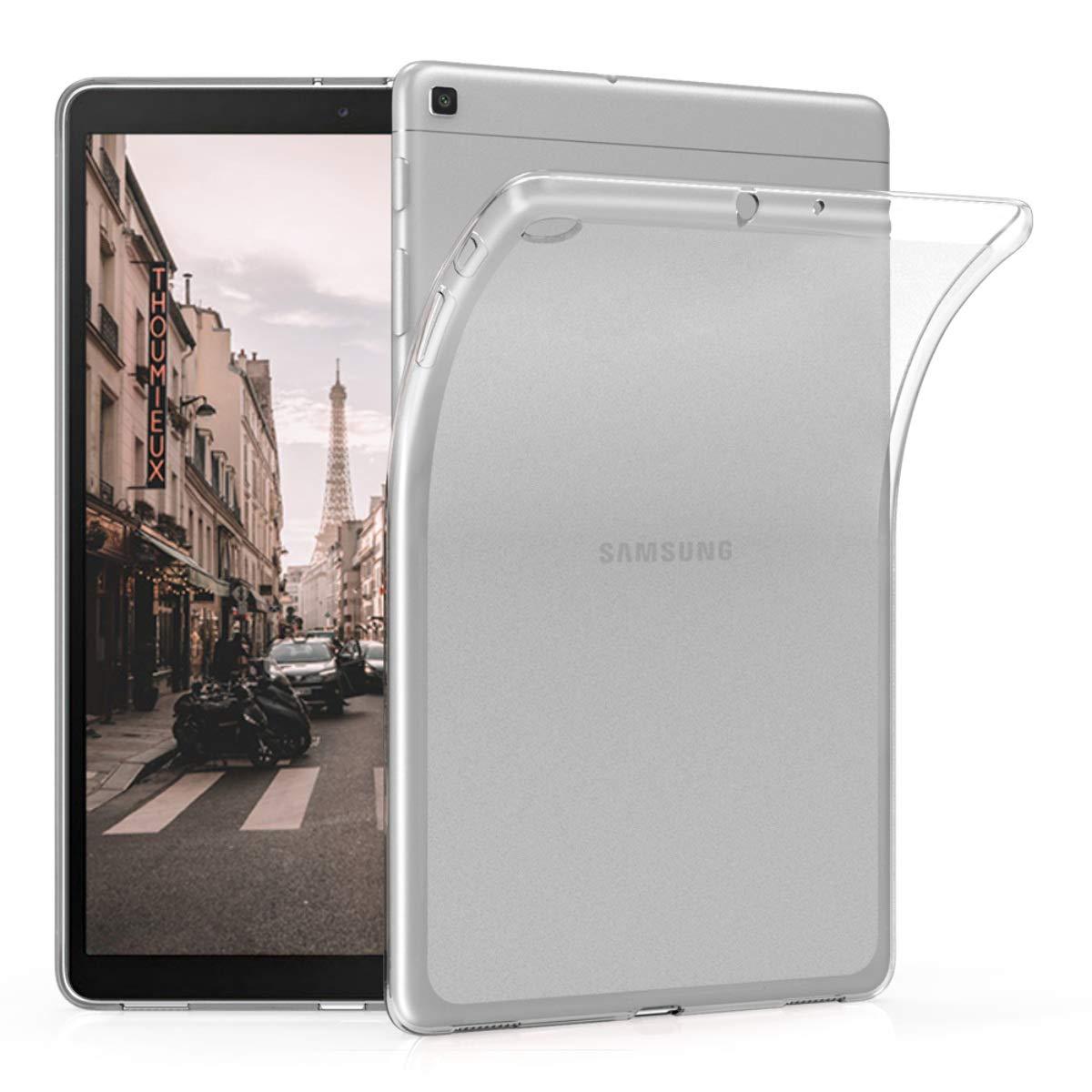 Amazon.com: kwmobile Samsung Galaxy Tab A 10.1 (2019) Case ...