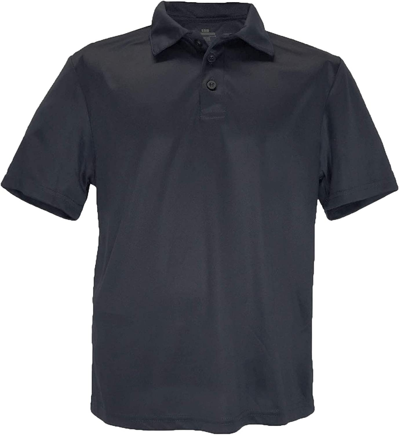 Performance Polo Shirt School Uniform No Fade Quick Dry Short Sleeve L2b Youth Athletic-Shirts