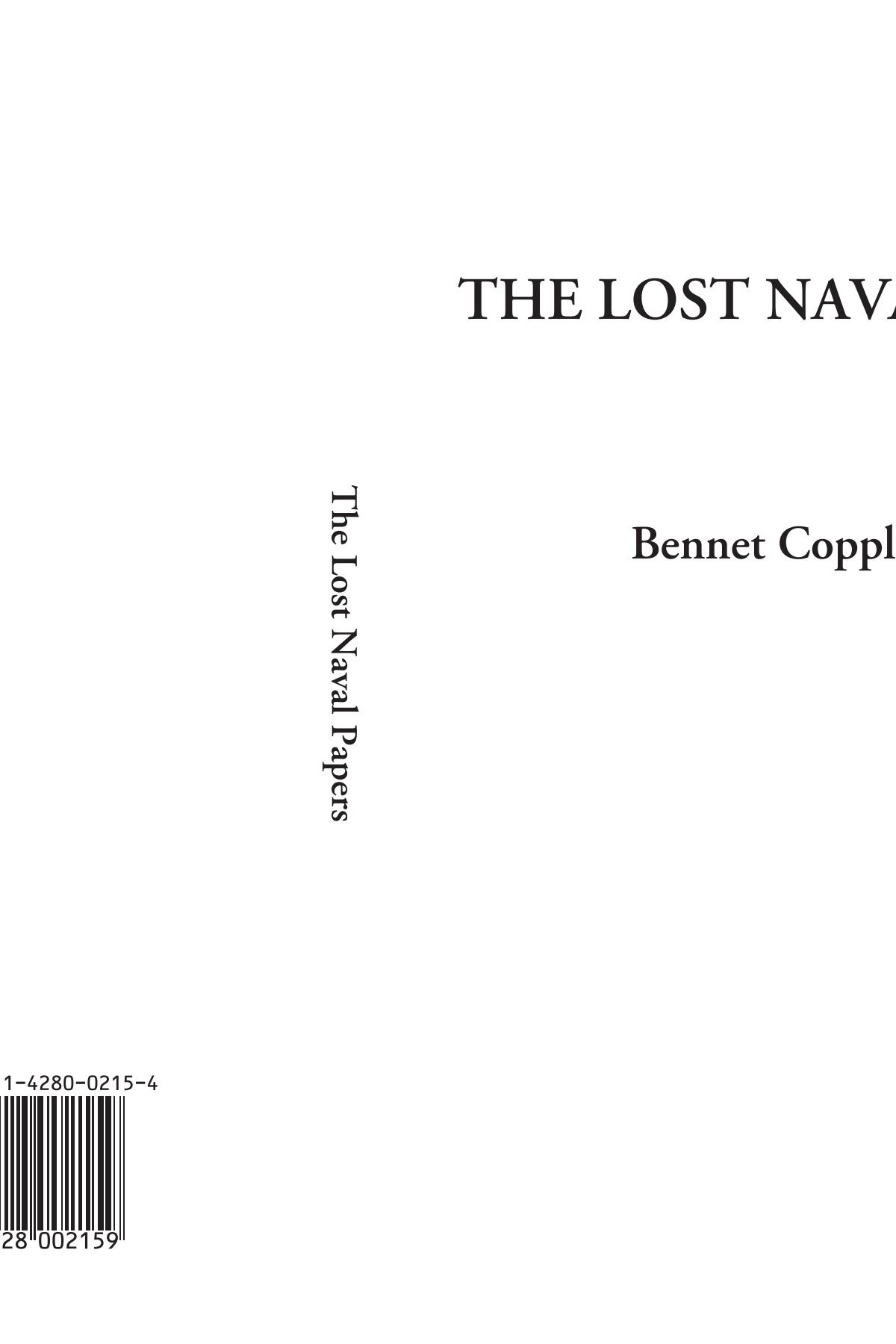 The Lost Naval Papers pdf