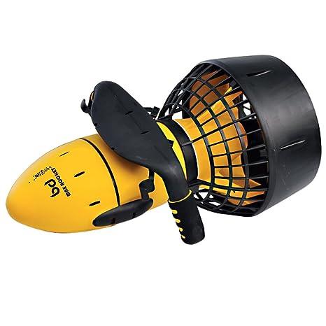 o Propulsor Acuático Sea Scooter de flotación para bucear, hacer snorkel y juegos en piscina