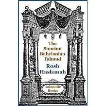 Talmud Rosh Hashanah (Soncino Babylonian Talmud Book 18)