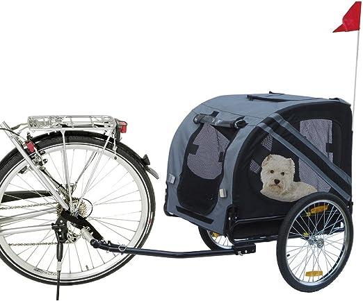 Karlie 31605 Doggy Liner Economy Remolque para Bicicleta, 125 x 95 ...