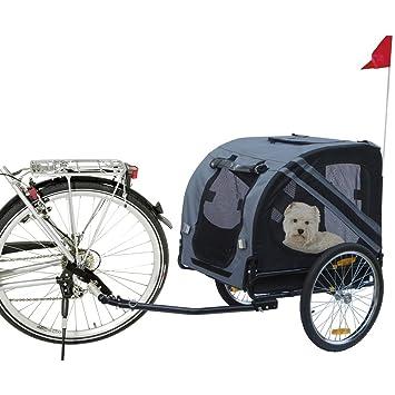 Karlie 31605 Doggy Liner Economy Remolque para Bicicleta, 125 x 95 x 72 cm,