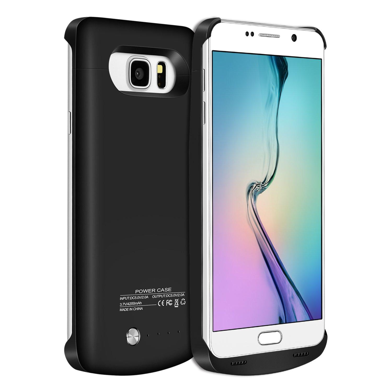 Funda Con Bateria De 4200mah Para Samsung Galaxy Note 5 Elebase [1elzoiz2]
