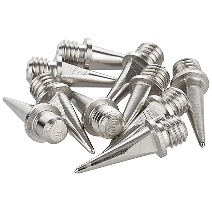 Puntas de Repuesto para Athletic Picos y Thorn 50/Unidades Cada 6/mm 9/mm 12/mm 15/mm 18/mm