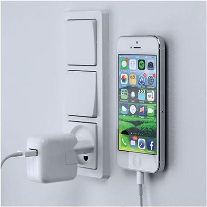 Sistema de teléfono Soporte de pared y montaje de cierre magnético ...