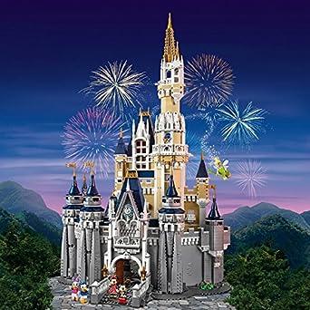 Amazoncojp 新品 Lego レゴ ディズニー シンデレラ城 Disney Castle
