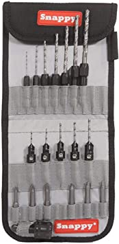 25pc Quick Change Drill Bit Set by Snappy for sale online
