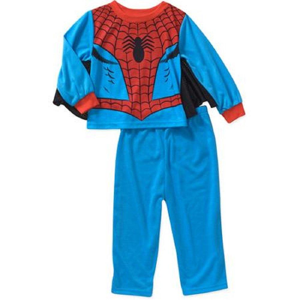 週間売れ筋 Spiderman Boy Toddler Boy ) 3ピースCapedパジャマセット( Spiderman 24 m ) B00QQB8H48, dai8家具:e16ecf43 --- a0267596.xsph.ru