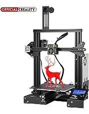 [Negozio ufficiale] Creality Stampante 3D Ender 3, riprendi stampa V-Slot Prusa i3 per uso domestico e scolastico