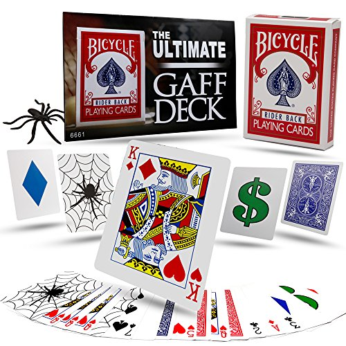 Price comparison product image Magic Makers - The Ultimate Gaff Deck Kit