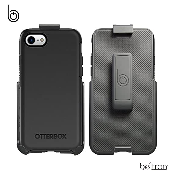 new style 51e39 f2496 BELTRON Belt Clip Holster for the Otterbox Symmetry Case - iPhone 7  Plus/iPhone 8 Plus (case is not included) (Certified Refurbished)