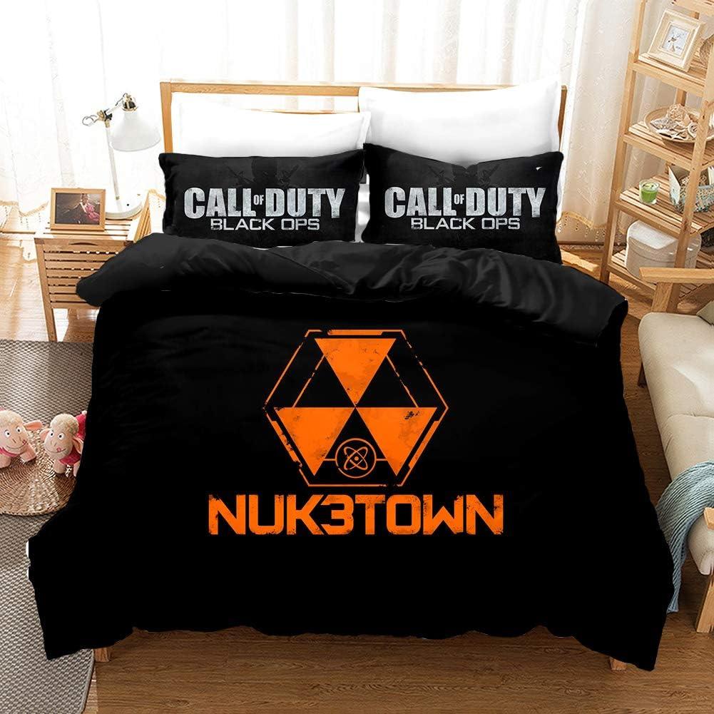 Duty Duvet Cover & Pillowcase