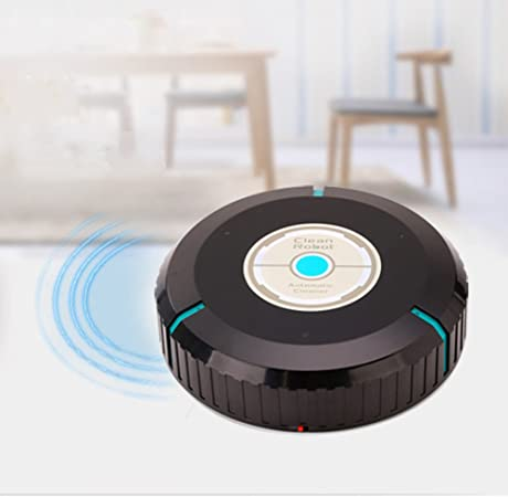 alloet 9 Inch Touchless automático limpiador Smart Lazy ...