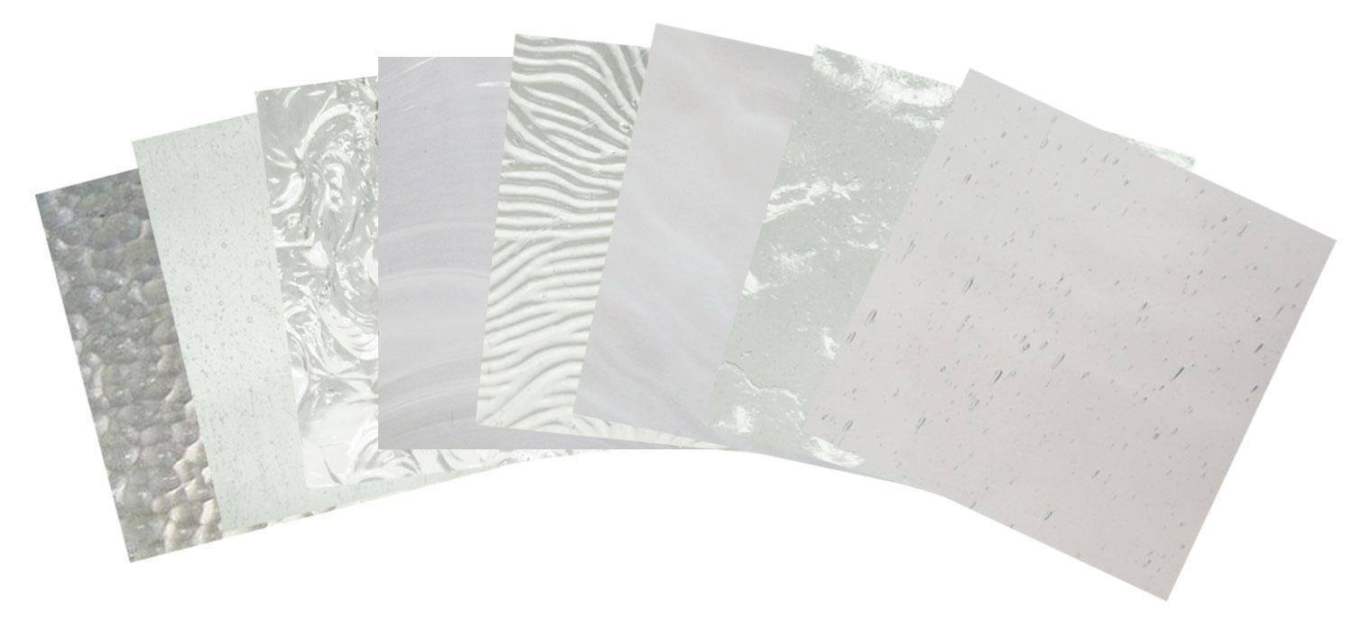 Clear Texture / Architectural Glass Pack