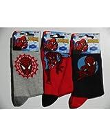 Chaussettes Spiderman garçon