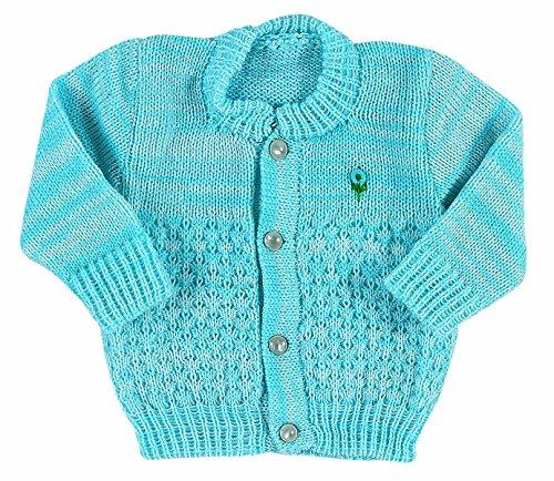 Montu Bunty Wear Baby Woolen Knitted Baby Set (0-3 Months, Upto 7kg Baby)