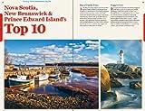 Lonely Planet Nova Scotia, New Brunswick & Prince Edward Island by Celeste Brash front cover