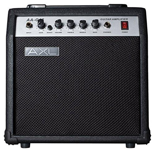 AXL AA-G15 Guitar Amplifier, 15W by AXL