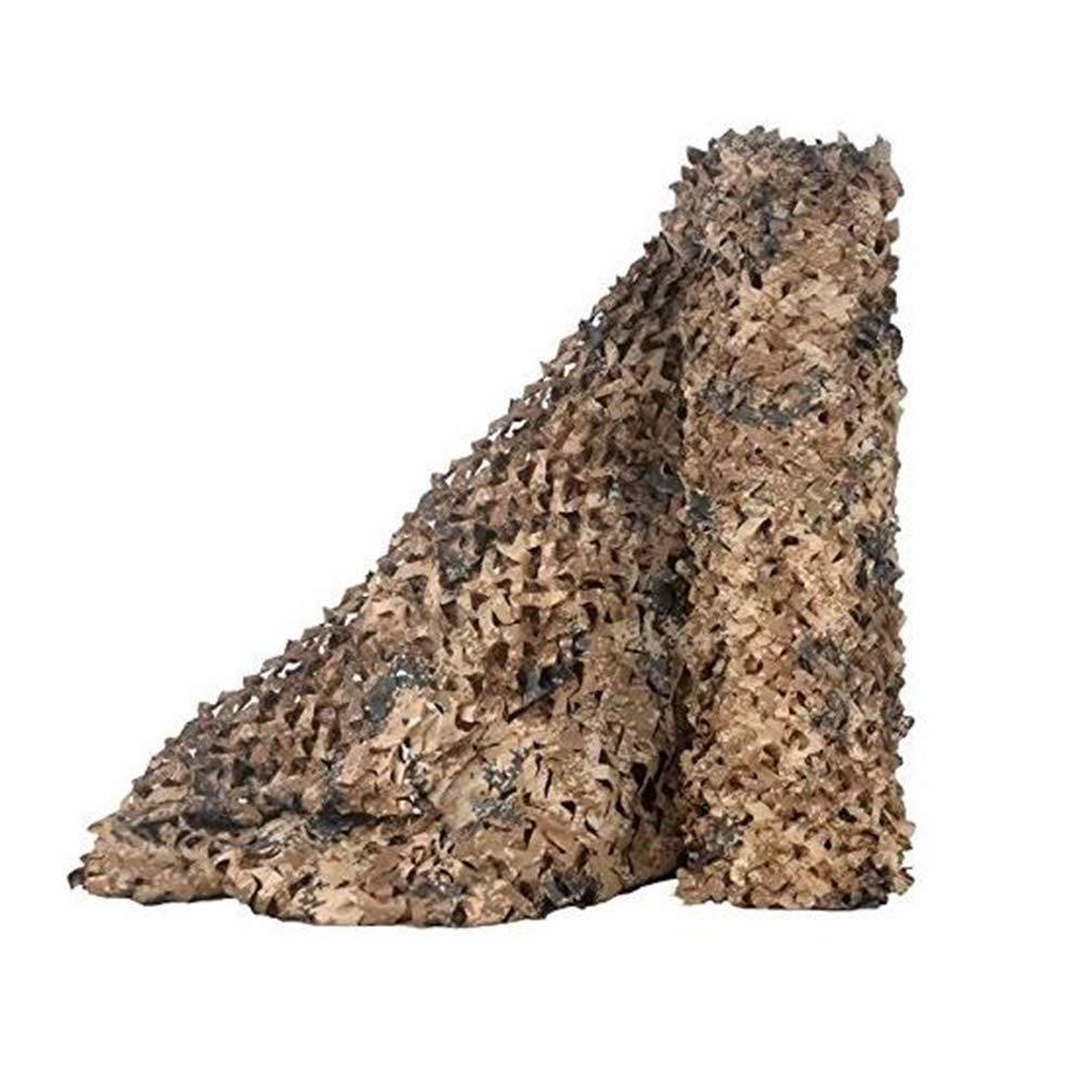 XIAOLIN 屋外狩猟軍事オックスフォード生地迷彩ネットウッドランド陸軍迷彩ネットキャンプキャンプサンシェルターテントシェード (サイズ さいず : 8X8m) 8X8m  B07PJXQDXL