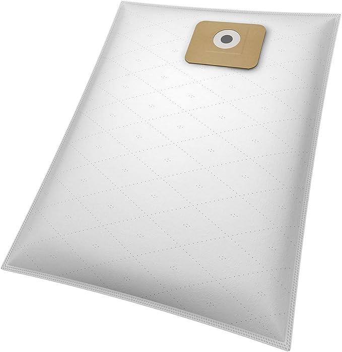 10 bolsas de aspiradora adecuadas para Nilfisk Multi 20/30, alternativa para bolsas 107402336: Amazon.es: Hogar