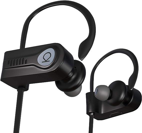 CHKOKKO Mercury M2 Plus IPX7 Wireless Bluetooth 5.0 Waterproof Earphones with Richer Bass Sound and HD Mic