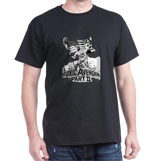 ebe16e3d876 Amazon.com  CafePress Toxic Avenger 2 Classic 100% Cotton T-Shirt ...
