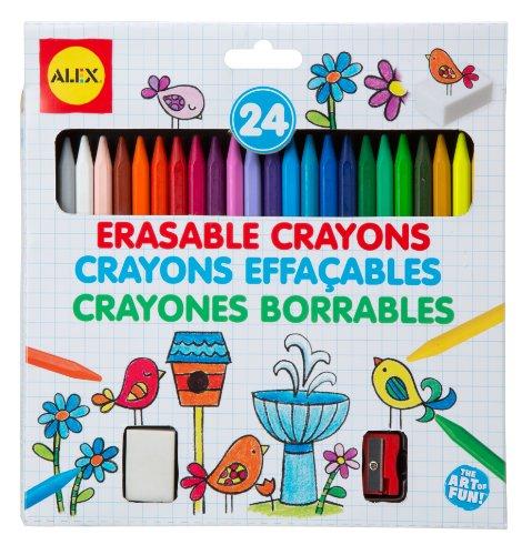 Plastic Crayons - 6
