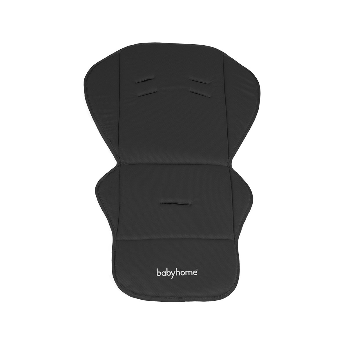Babyhome Emotion/Vida - Colchoneta, color negro