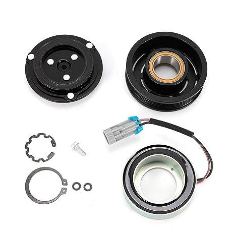 Oukaning - Polea magnética para compresor de aire acondicionado