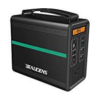 Beaudens 166Wh Power Station Portable Generator B-1502 Deals