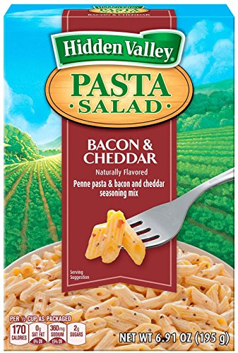 hidden valley pasta salad - 5