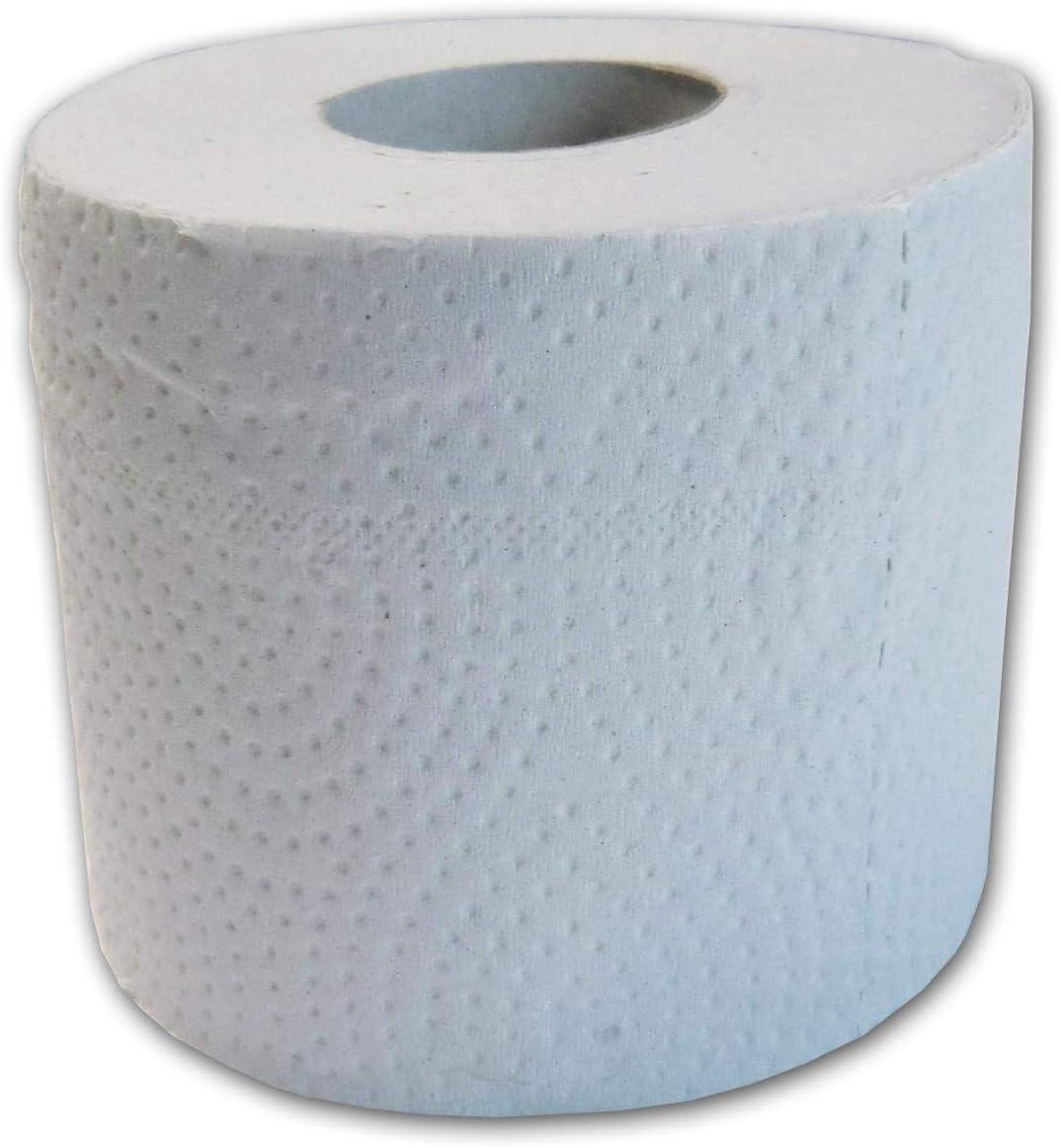 8//24//64 Rollen Camping Toilettenpapier 2 lagig 250 Blatt vollständig auflösend