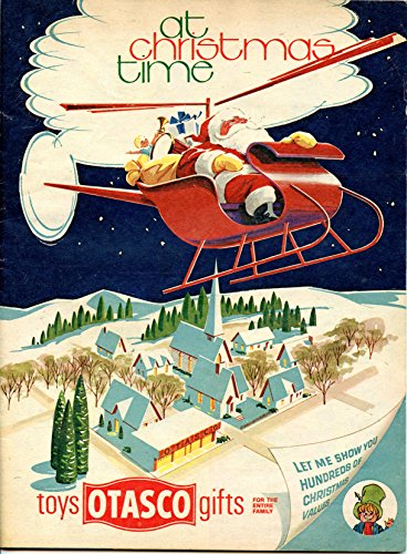 Otasco Toys & Gifts for the Whole Family Christmas Catalog Circular 1976 (PM Assistant Presents: Retro Relics in PR Series Book 1)]()