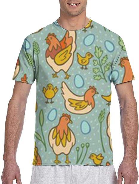 Camisa de Trabajo para Hombres Country Chicken Tallas Grandes y Altas y Regulares: Amazon.es: Ropa y accesorios