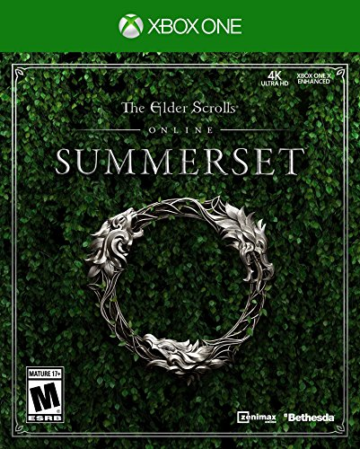 The Elder Scrolls Online: Summerset Upgrade - Xbox One [Digital Code] by Bethesda