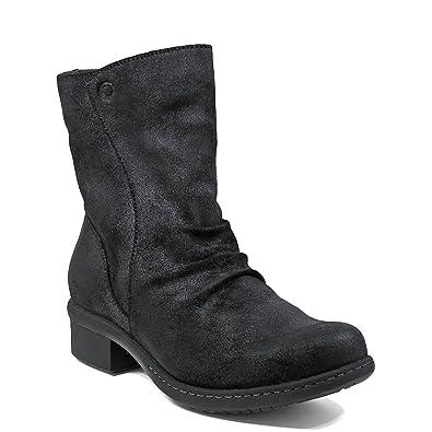 Bogs Womens Auburn Mid Rain Boot Black Size 6