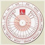 Scheduling Wheel Chart Builders Book Inc Datalizer