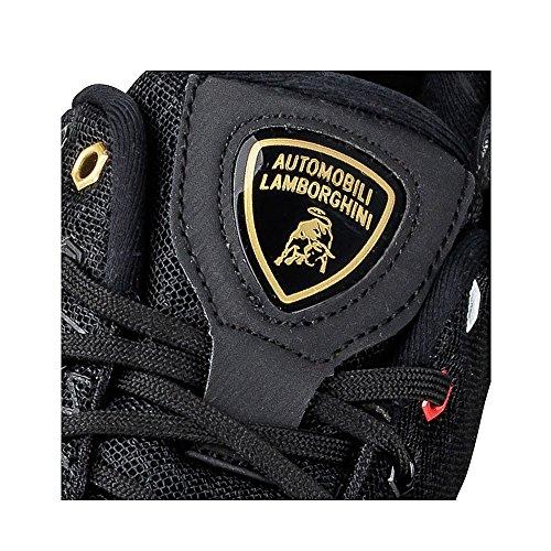 MizunoMizuno Wave Kuryu Lamborghini J1ga166801 Herren Schuhe Schwarz - Tiempo libre Hombre Schwarz (Schwarz-Gold)
