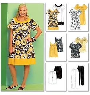 Amazon Com Simplicity 7672 Sewing Pattern Womens Full Figure Jacket