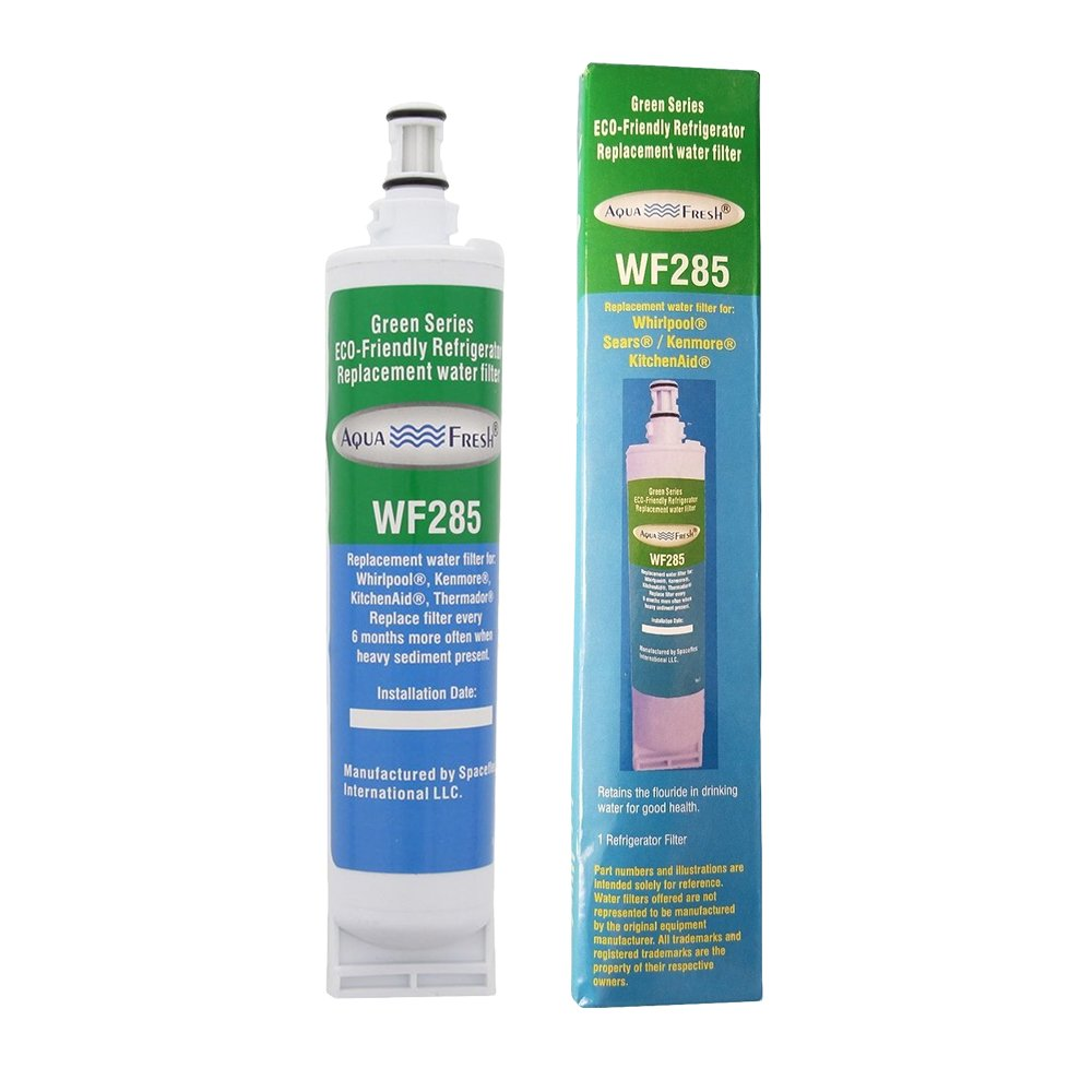 Aqua Fresh WF285 Replacement Refrigerator Water Filter for Whirlpool 4396508, EDR5RXD1, 46-9010, WSL-2 by Aqua Fresh (Image #2)