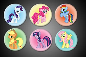 My Little Pony - imanes para nevera Imán de puertas para ...